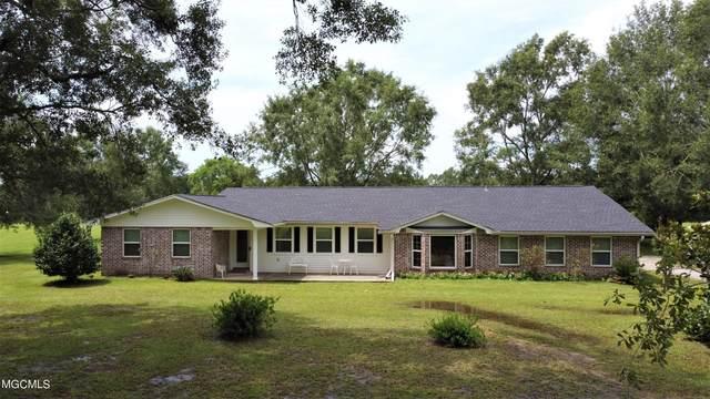 21377 Houston Ladner Rd, Saucier, MS 39574 (MLS #378286) :: Berkshire Hathaway HomeServices Shaw Properties