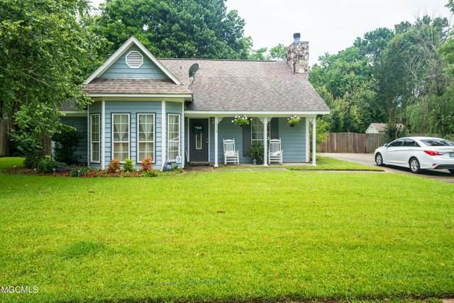 1113 Glendale Pl, Gulfport, MS 39507 (MLS #378294) :: Biloxi Coastal Homes