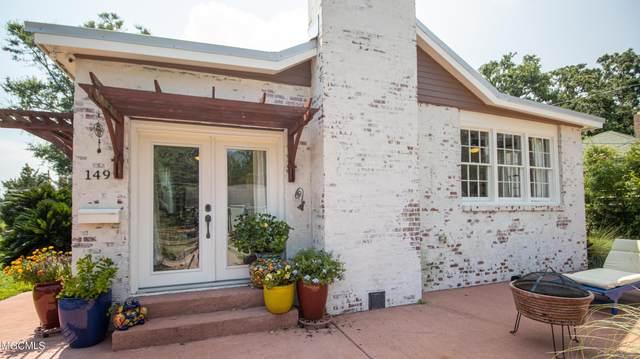 149 Acacia Ave, Biloxi, MS 39530 (MLS #378311) :: Biloxi Coastal Homes