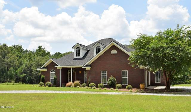 255 Henry Cochran Rd, Lucedale, MS 39452 (MLS #378324) :: The Sherman Group