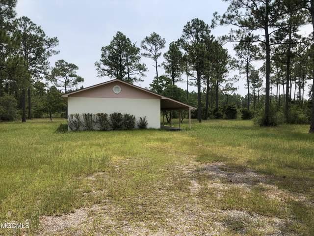 6208 Baker Rd, Gautier, MS 39553 (MLS #378355) :: Biloxi Coastal Homes