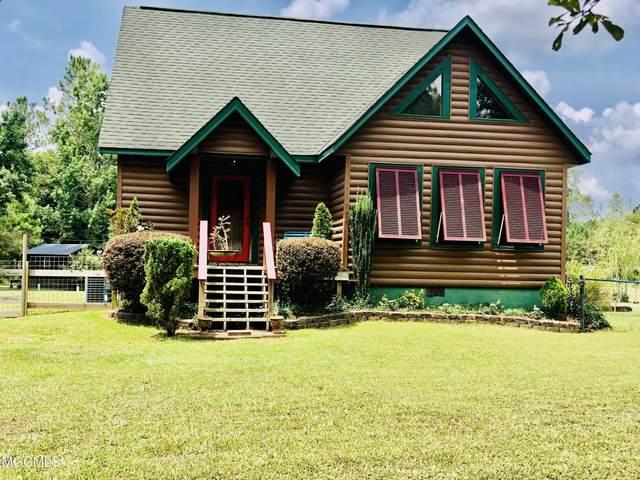 5 Coyote Run, Picayune, MS 39466 (MLS #378359) :: Biloxi Coastal Homes