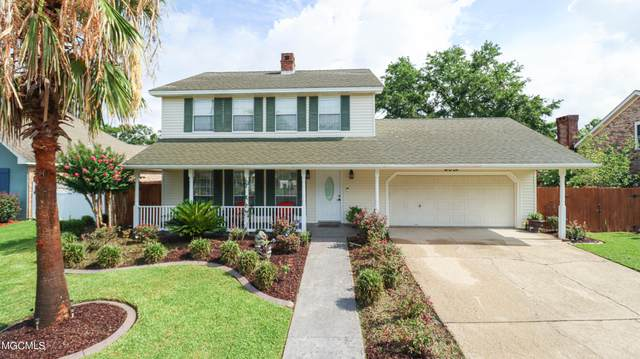 2331 Park Place Dr, Gulfport, MS 39507 (MLS #378378) :: The Sherman Group