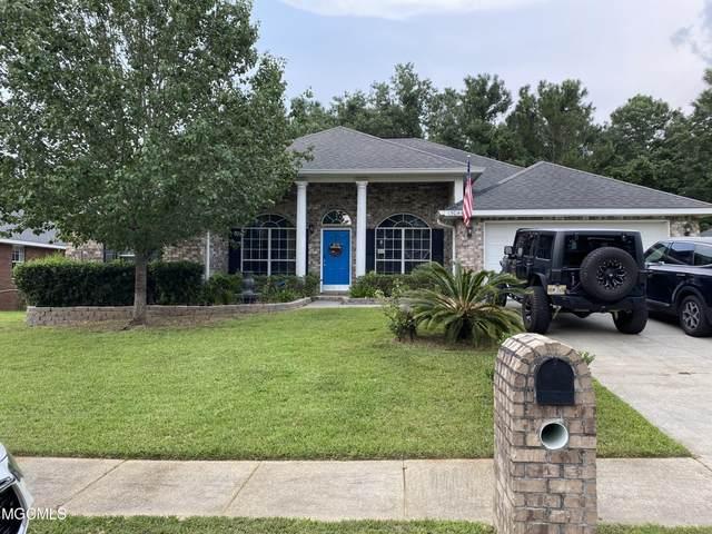 15044 Greenwell Cir, Biloxi, MS 39532 (MLS #378396) :: Biloxi Coastal Homes