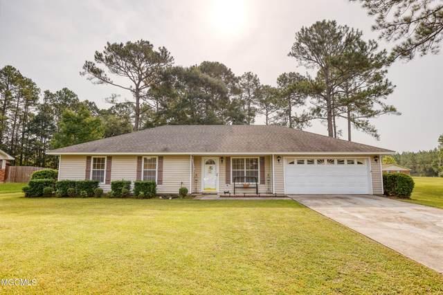 6906 E Lake Rd, Vancleave, MS 39565 (MLS #378403) :: Biloxi Coastal Homes