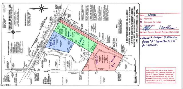 00 Blackwell Farm, Saucier, MS 39574 (MLS #378423) :: Coastal Realty Group