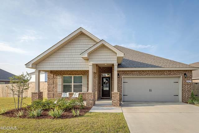 6857 Sweetclover Dr, Ocean Springs, MS 39564 (MLS #378449) :: Berkshire Hathaway HomeServices Shaw Properties
