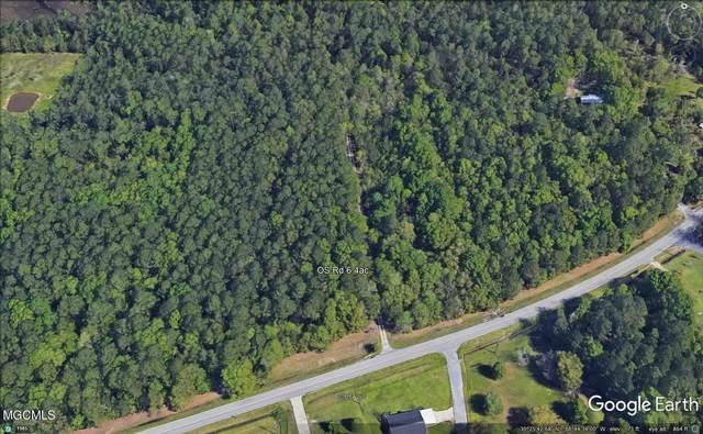 0 Ocean Springs 6.41 Acres Rd, Ocean Springs, MS 39564 (MLS #378498) :: Coastal Realty Group