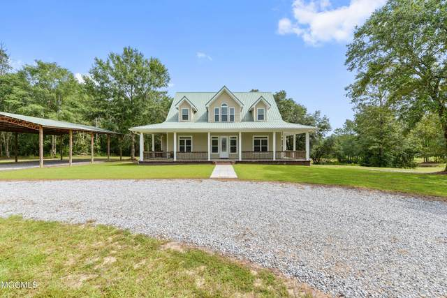 8365 Coleman Homestead Rd, Moss Point, MS 39562 (MLS #378511) :: Berkshire Hathaway HomeServices Shaw Properties