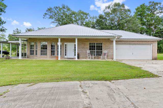 5916 Morning Side Dr, Vancleave, MS 39565 (MLS #378543) :: Berkshire Hathaway HomeServices Shaw Properties