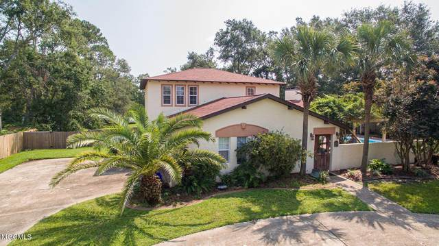 12152 Kencrest Dr, Gulfport, MS 39503 (MLS #378544) :: Berkshire Hathaway HomeServices Shaw Properties