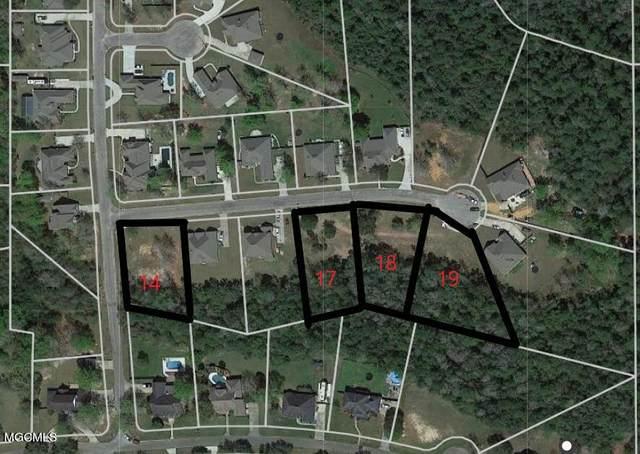Lot 17 Carmel Oaks Dr, Biloxi, MS 39532 (MLS #378608) :: The Sherman Group