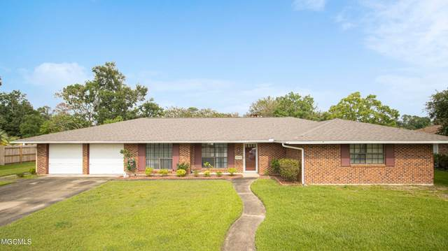 709 Parkwood Dr, Long Beach, MS 39560 (MLS #378646) :: The Sherman Group