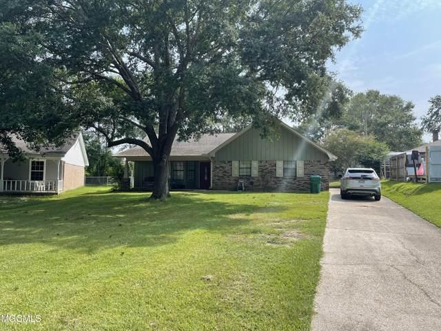 11256 Creek Dr, Gulfport, MS 39503 (MLS #378743) :: The Sherman Group