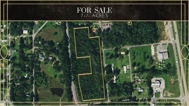 14200 3rd Ave Lot A, Gulfport, MS 39503 (MLS #378875) :: The Sherman Group