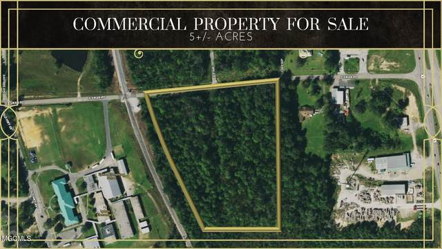 16120 S Swan Rd, Gulfport, MS 39503 (MLS #378879) :: The Sherman Group