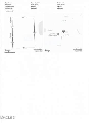 16066 Landon Rd, Gulfport, MS 39503 (MLS #378891) :: The Sherman Group