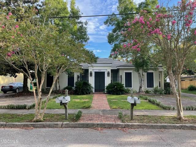 1916 2nd St #1, Gulfport, MS 39501 (MLS #378972) :: Dunbar Real Estate Inc.