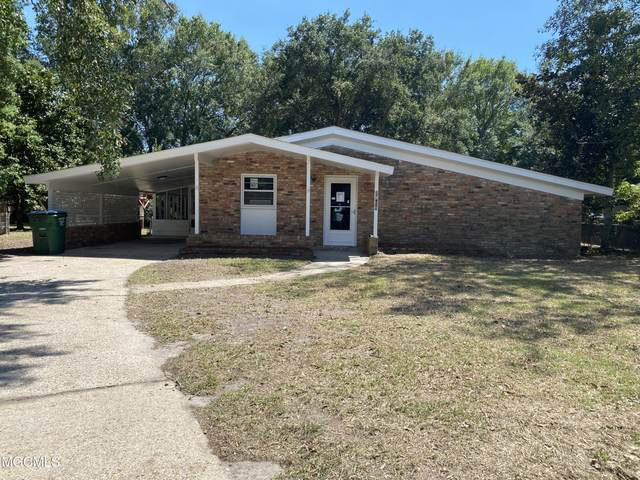 2510 Redwood Ave, Pascagoula, MS 39567 (MLS #379011) :: The Sherman Group