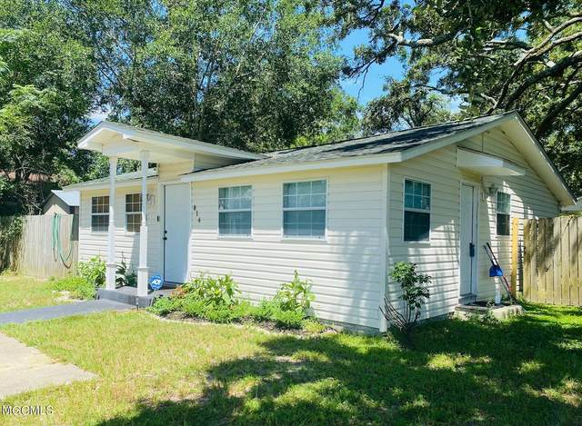 814 26th St, Gulfport, MS 39501 (MLS #379058) :: The Sherman Group