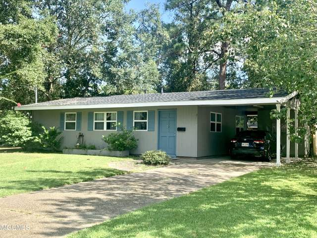 2402 Happy Ave, Pascagoula, MS 39567 (MLS #379164) :: The Sherman Group