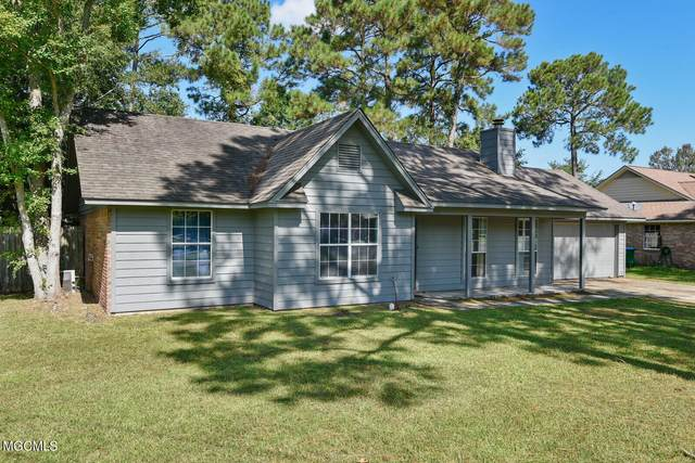2117 Dolphin Dr, Gautier, MS 39553 (MLS #379187) :: Berkshire Hathaway HomeServices Shaw Properties