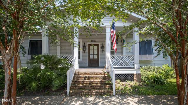 1824 2nd St, Gulfport, MS 39501 (MLS #379224) :: The Sherman Group