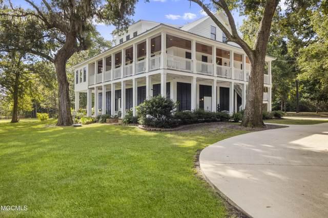 1420 Elizabeth St, Ocean Springs, MS 39564 (MLS #379268) :: The Sherman Group