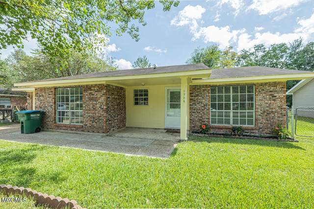 1729 Courtney St, Gautier, MS 39553 (MLS #379327) :: The Sherman Group