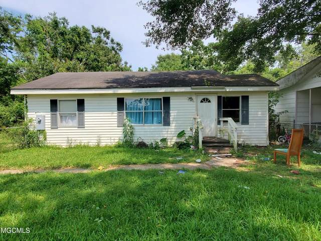 1806 42nd Ave, Gulfport, MS 39501 (MLS #379363) :: The Sherman Group
