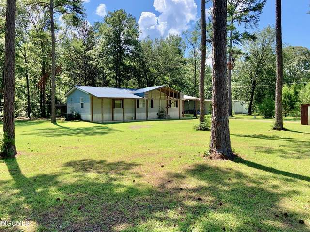 118 Dogwood Dr, Lucedale, MS 39452 (MLS #379394) :: Coastal Realty Group