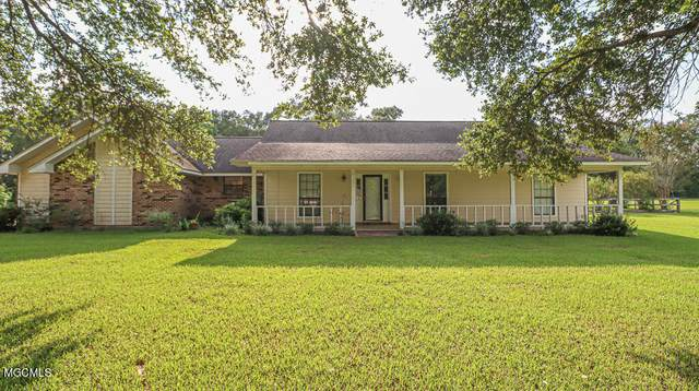 19035 W Highland Dr, Saucier, MS 39574 (MLS #379418) :: The Sherman Group