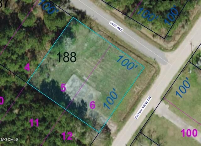 10217 E Bayou View Dr, Bay St. Louis, MS 39520 (MLS #379527) :: The Sherman Group