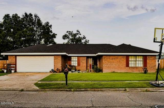 318 St Augustine Ave, Long Beach, MS 39560 (MLS #379601) :: The Sherman Group