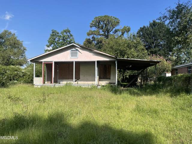1704 42nd Ave, Gulfport, MS 39501 (MLS #379649) :: The Sherman Group