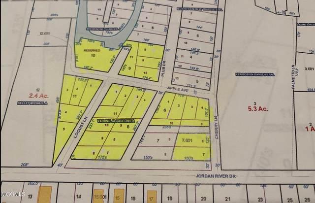 Lots Jourdan River Compound, Bay St. Louis, MS 39520 (MLS #379662) :: Dunbar Real Estate Inc.