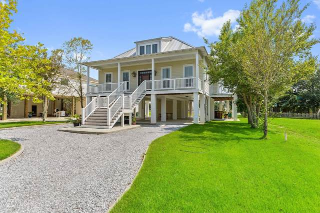 210 West Ave, Long Beach, MS 39560 (MLS #379727) :: Dunbar Real Estate Inc.