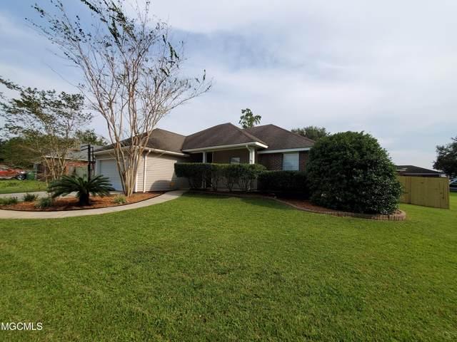 14333 Creekwood Cv, Gulfport, MS 39503 (MLS #379750) :: Berkshire Hathaway HomeServices Shaw Properties