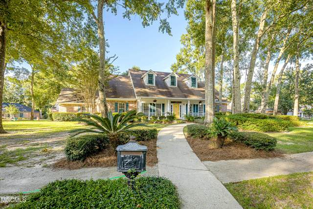 3604 Point Clear Dr, Ocean Springs, MS 39564 (MLS #379775) :: The Sherman Group