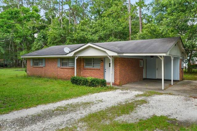 4612 Burns St, Moss Point, MS 39563 (MLS #379814) :: Berkshire Hathaway HomeServices Shaw Properties