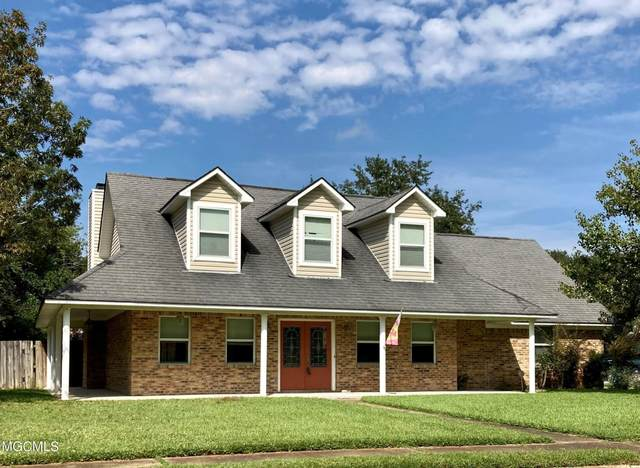 1503 Roswell St, Pascagoula, MS 39581 (MLS #379827) :: The Sherman Group