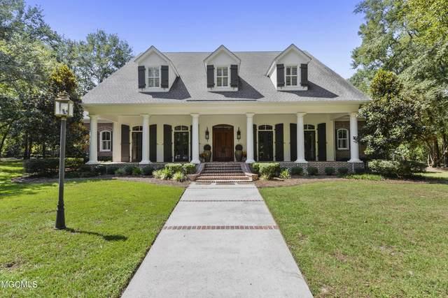 12018 Oak Hollow Dr, Vancleave, MS 39565 (MLS #379879) :: Biloxi Coastal Homes