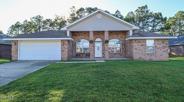 14161 Saddie St, D'iberville, MS 39540 (MLS #379923) :: Biloxi Coastal Homes