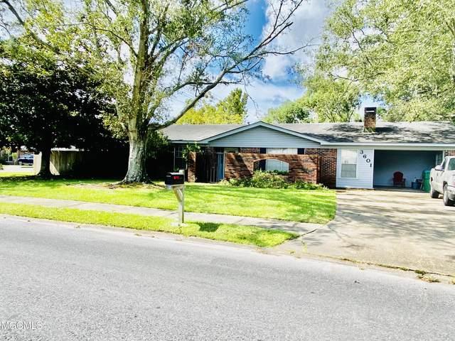 3601 Alandale St, Pascagoula, MS 39581 (MLS #379960) :: Coastal Realty Group