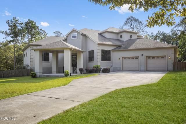 18500 Jason Calvin Ln, Vancleave, MS 39565 (MLS #379962) :: Biloxi Coastal Homes