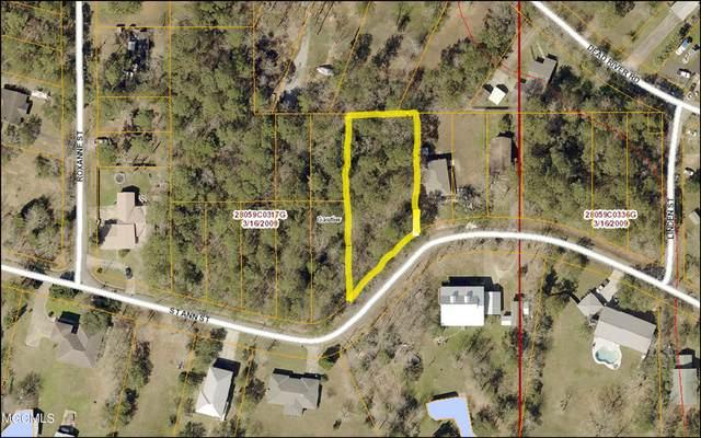 0 St Ann St, Gautier, MS 39553 (MLS #379998) :: Berkshire Hathaway HomeServices Shaw Properties