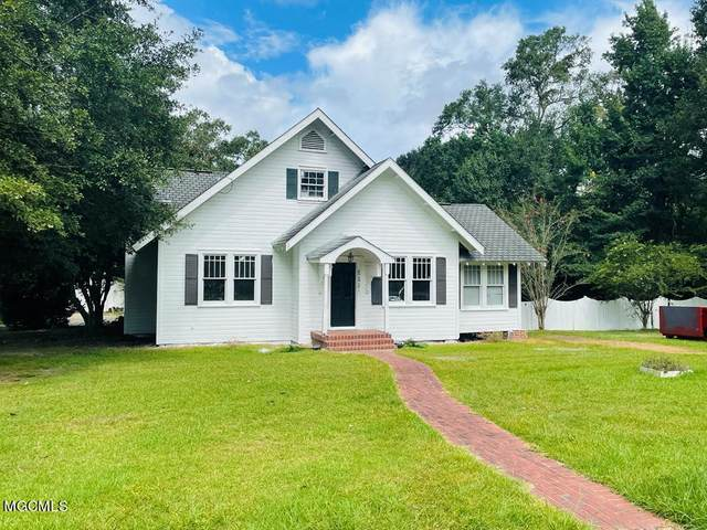 611 Glenwood St, Picayune, MS 39466 (MLS #380019) :: The Sherman Group