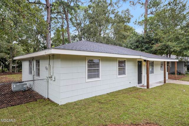 64 Choctaw Cir, Ocean Springs, MS 39564 (MLS #380023) :: The Sherman Group