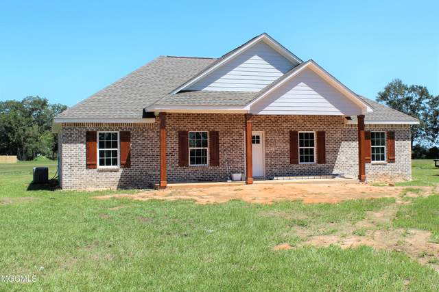 2108 Rocky Creek Road, Lucedale, MS 39452 (MLS #380100) :: The Sherman Group