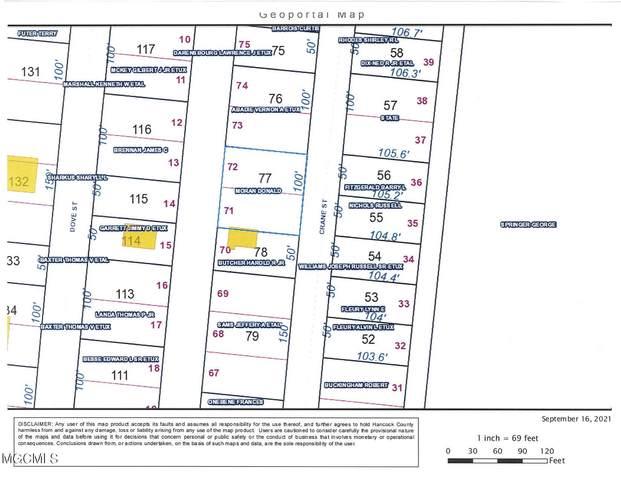 0 Crane St, Bay St. Louis, MS 39520 (MLS #380101) :: The Sherman Group